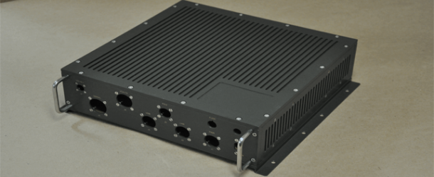 Rugged Embedded Chassis